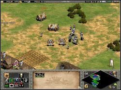 3 - The Cleansing of the Loire - Kampania Joanny DArc - Age of Empires II: The Age of the Kings - Single Player - poradnik do gry