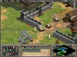 3 - The Maid of Orleans - Kampania Joanny DArc - Age of Empires II: The Age of the Kings - Single Player - poradnik do gry