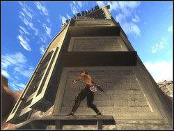Wdrap się na kładkę, spójrz do góry - [11] The Tunnels (tunele) - Prince of Persia: Dwa Trony - poradnik do gry