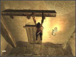 Szalon� jazd� ko�czysz przed bramami Lower City - [12] The Fortress (twierdza) - Prince of Persia: Dwa Trony - poradnik do gry