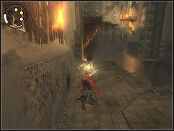Nie ma co ukrywać, że budynek, w którym właśnie zawitałeś to kompletna ruina - [13] The Lower City (dolne miasto) - Prince of Persia: Dwa Trony - poradnik do gry