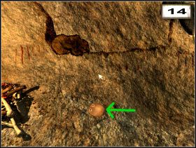 Piece of leather (#16 ) - Przedmioty - Druga jaskinia - Secret of the Lost Cavern: Tajemnica Zaginionej Jaskini - poradnik do gry