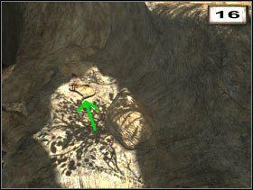 Piece of the wall (#18 ) - Przedmioty - Druga jaskinia - Secret of the Lost Cavern: Tajemnica Zaginionej Jaskini - poradnik do gry