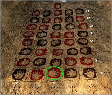Pierwszy rzut oka na ilustrację, powinien rozwiać wszelkie wątpliwości - Opis (1) - Druga jaskinia - Secret of the Lost Cavern: Tajemnica Zaginionej Jaskini - poradnik do gry