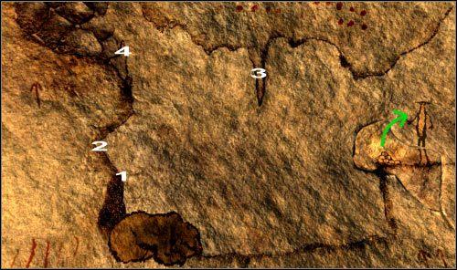 Po triumfie, zejdź ponownie na brzeg (16) - Opis (2) - Druga jaskinia - Secret of the Lost Cavern: Tajemnica Zaginionej Jaskini - poradnik do gry