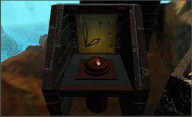 Chodząc po wyspie, włącz pięć przycisków. Jeden z symbolem zegara, - SELENITIC AGE cz.3 - Myst - poradnik do gry