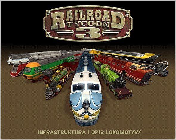 użytkowników gry - Railroad Tycoon 3 - poradnik do gry