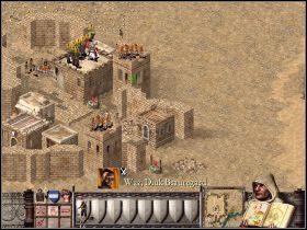 [10] - [Krzyżowiec] 5. Arabska przygoda - Twierdza: Krzyżowiec - poradnik do gry