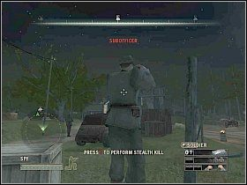 Pora na szpiega - Misja 3 - A Traitor? - Solucja - Commandos: Strike Force - poradnik do gry