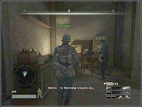 3 - Misja 3 - A Traitor? - Solucja - Commandos: Strike Force - poradnik do gry