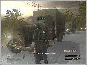 1 - Misja 4 - Under Their Noses - Solucja - Commandos: Strike Force - poradnik do gry