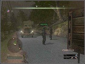 2 - Misja 4 - Under Their Noses - Solucja - Commandos: Strike Force - poradnik do gry