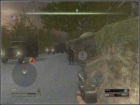 3 - Misja 4 - Under Their Noses - Solucja - Commandos: Strike Force - poradnik do gry