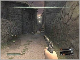 1 - Misja 5 - Resistance - Solucja - Commandos: Strike Force - poradnik do gry