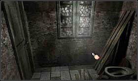 Teraz wejdź po schodach na drugie piętro. Po prawej stronie znajduje się dwoje drzwi. Prowadzą one do nie wyremontowanych pomieszczeń. - SOBOTA 12 PAŹDZIERNIKA cz.3 - Scratches - poradnik do gry