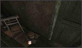 Po lewej stronie jedne drzwi są zablokowane, a drugie zamknięte - SOBOTA 12 PAŹDZIERNIKA cz.3 - Scratches - poradnik do gry
