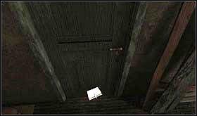 Wsuń ją pod drzwi. Teraz wyjmij narzędzie i wypchnij klucz z dziurki. Po czym wysuń gazetę. No kurcze, podobno ta technika się zawsze sprawdza. - SOBOTA 12 PAŹDZIERNIKA cz.3 - Scratches - poradnik do gry