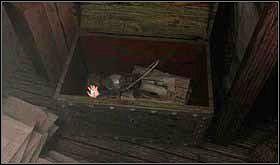 W kufrze znajdziesz lampę. - SOBOTA 12 PAŹDZIERNIKA cz.4 - Scratches - poradnik do gry