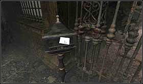 Barbara przetłumaczy ten list. Zatem włóż go do koperty i zaadresuj, używając długopisu. Po czym włóż go do skrzynki. - SOBOTA 12 PAŹDZIERNIKA cz.5 - Scratches - poradnik do gry