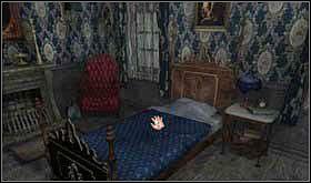 Czas spać. Skieruj się do swojego pokoju i połóż do łóżka. - SOBOTA 12 PAŹDZIERNIKA cz.5 - Scratches - poradnik do gry
