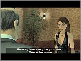 Zacznij likwidowa� ochroniarzy Takamoto (#1) - Japan - Meeting with Takamoto (1) - Etap 3 - Tomb Raider: Legenda - poradnik do gry