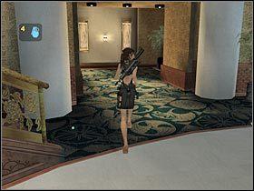 Podejdź do windy i wciśnij E żeby skorzystać z otrzymanej od Nishimury karty magnetycznej (#1) - Japan - Meeting with Takamoto (1) - Etap 3 - Tomb Raider: Legenda - poradnik do gry
