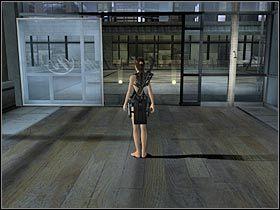 Przygotuj pistolety - Japan - Meeting with Takamoto (1) - Etap 3 - Tomb Raider: Legenda - poradnik do gry