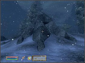 Dragonclaw Rock - Bruma - Misje r�ne - The Elder Scrolls IV: Oblivion - Cz�� 3 - Atlas �wiata - poradnik do gry