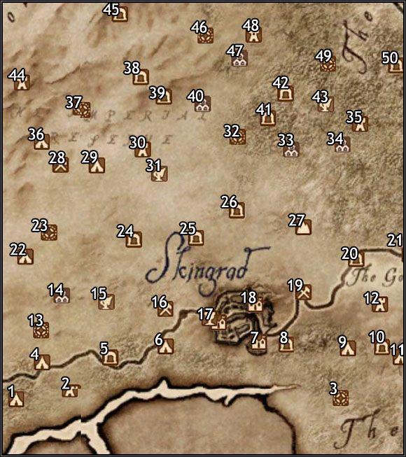 Как Открыть Карту В Скайриме Код