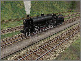 1 - Replacement locomotive - Innsbruck - St. Anton - Microsoft Train Simulator - poradnik do gry