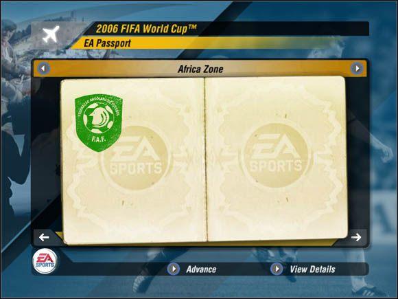 Za zdobyte punkty można odblokowywać nowe piłki, korki, koszulki, sylwetki piłkarzy z dawnych lat oraz specjalne dodatki, np - Punkty za mecze - Tryb mistrzostw - Mistrzostwa Świata FIFA 2006 - poradnik do gry