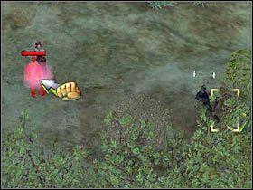 5 - [Misja 3.2a] Big Canyon - Masquerade cz.1 - Desperados 2: Coopers Revenge - poradnik do gry