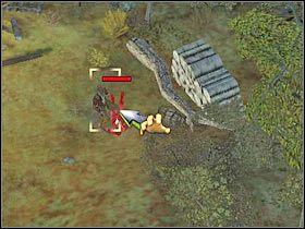 3 - [Misja 3.2a] Big Canyon - Masquerade cz.2 - Desperados 2: Coopers Revenge - poradnik do gry