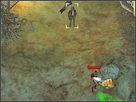 Zacznij posuwa� si� w stron� drugiego celu - [Misja 3.2a] Big Canyon - Masquerade cz.2 - Desperados 2: Coopers Revenge - poradnik do gry