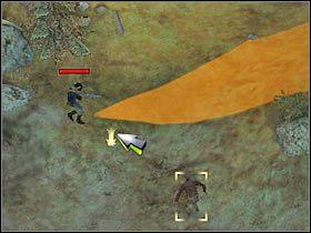 6 - [Misja 3.2a] Big Canyon - Masquerade cz.2 - Desperados 2: Coopers Revenge - poradnik do gry