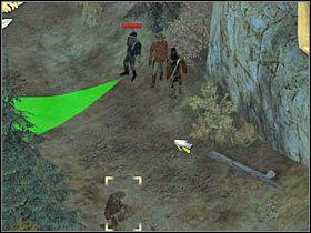 1 - [Misja 3.2a] Big Canyon - Masquerade cz.3 - Desperados 2: Coopers Revenge - poradnik do gry
