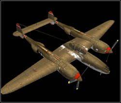Ciężki myśliwiec operujący z lądu i lotniskowca - USA - Samoloty - Microsoft Combat Flight Simulator 2: WWII Pacific Theater - poradnik do gry
