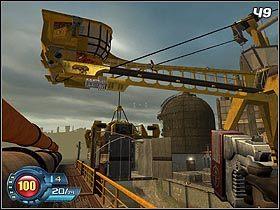 2 - Docks - Trainyard - Solucja - SiN Episodes: Emergence - poradnik do gry