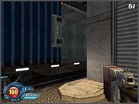 4 - Docks - Trainyard - Solucja - SiN Episodes: Emergence - poradnik do gry