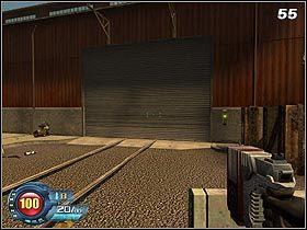 6 - Docks - Trainyard - Solucja - SiN Episodes: Emergence - poradnik do gry