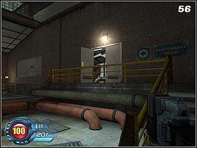7 - Docks - Trainyard - Solucja - SiN Episodes: Emergence - poradnik do gry
