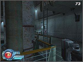10 - U4 Laboratory - Infiltration - Solucja - SiN Episodes: Emergence - poradnik do gry