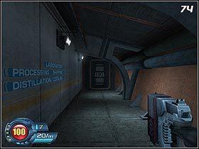 Idź przed siebie, eksterminując wrogów - U4 Laboratory - Infiltration - Solucja - SiN Episodes: Emergence - poradnik do gry
