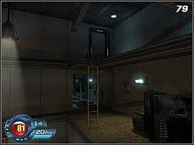 3 - U4 Laboratory - Laboratory - Solucja - SiN Episodes: Emergence - poradnik do gry