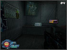 6 - U4 Laboratory - Laboratory - Solucja - SiN Episodes: Emergence - poradnik do gry