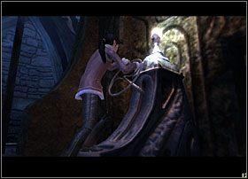 1 - Podziemie - Rozdział 4 - Zima - Dreamfall: The Longest Journey - poradnik do gry