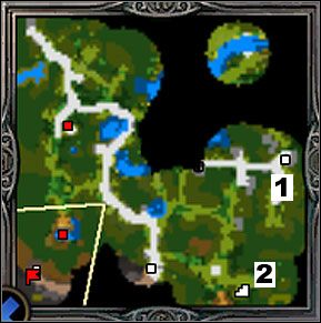 Zadania - Misja 1 - Kampania 2 - Heroes of Might & Magic V - poradnik do gry