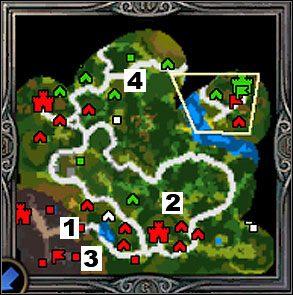 Zadania - Misja 3 - Kampania 2 - Heroes of Might & Magic V - poradnik do gry