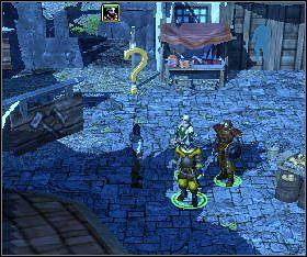 1 - The Catapults of Underhall - Westguard (1) - Threatened Homelands - Spellforce 2: Czas Mrocznych Wojen - poradnik do gry