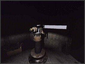 Wróciłem do windy i pojechałem wyżej - Latarnia cz.4 - Amerzone: Testament Odkrywcy - poradnik do gry